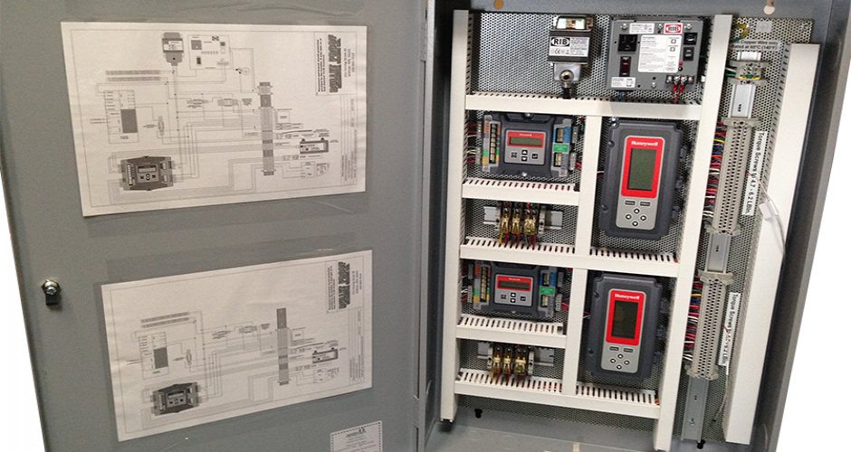 Rooftop Controls with Jade Economizer