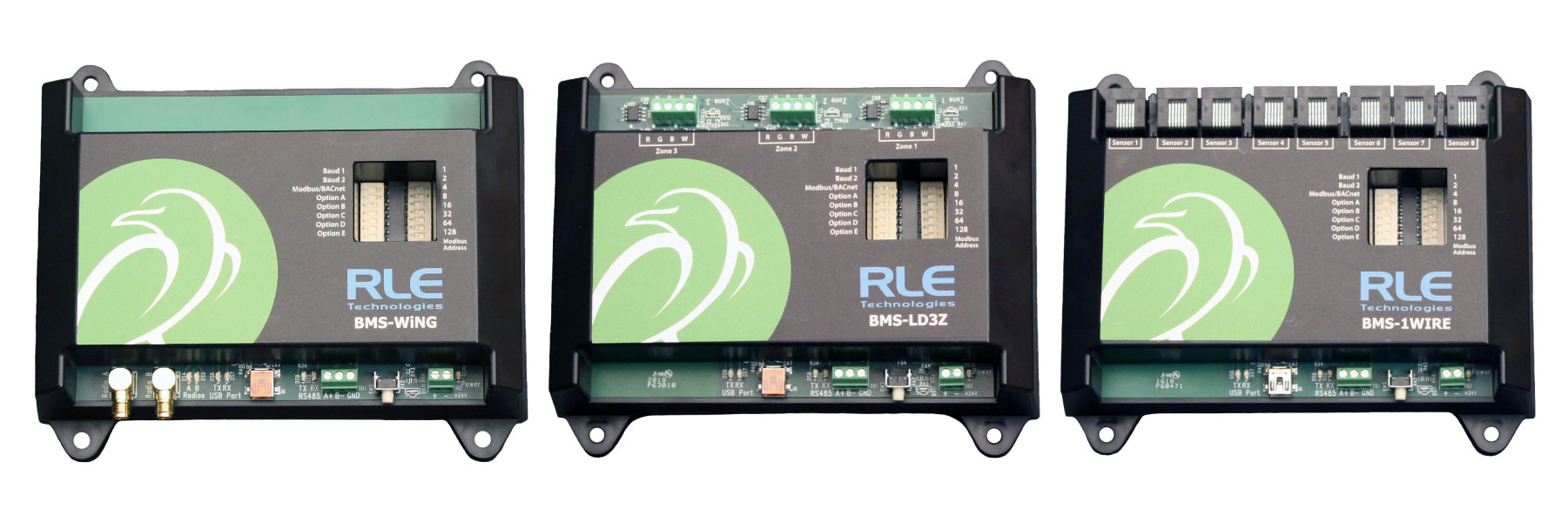 RLE Technologies Facility Monitoring with Seamless BMS Integration